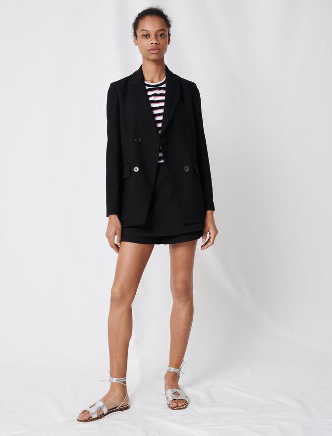 Veste de tailleur à boutons - Giacche - MAJE
