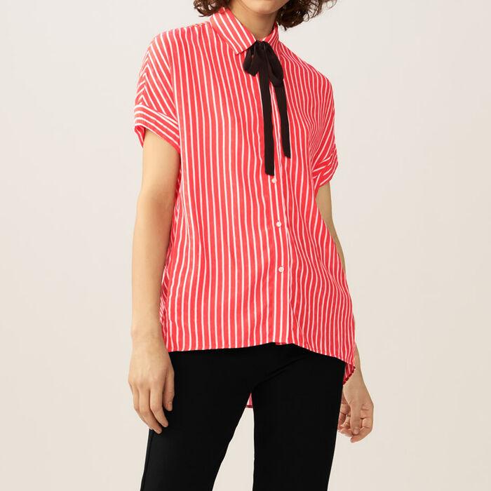 Camicia a righe : Camicie colore A Righe