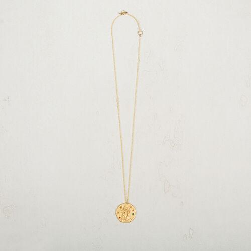 Collana segno zodiacale Gemelli - Gioelli - MAJE