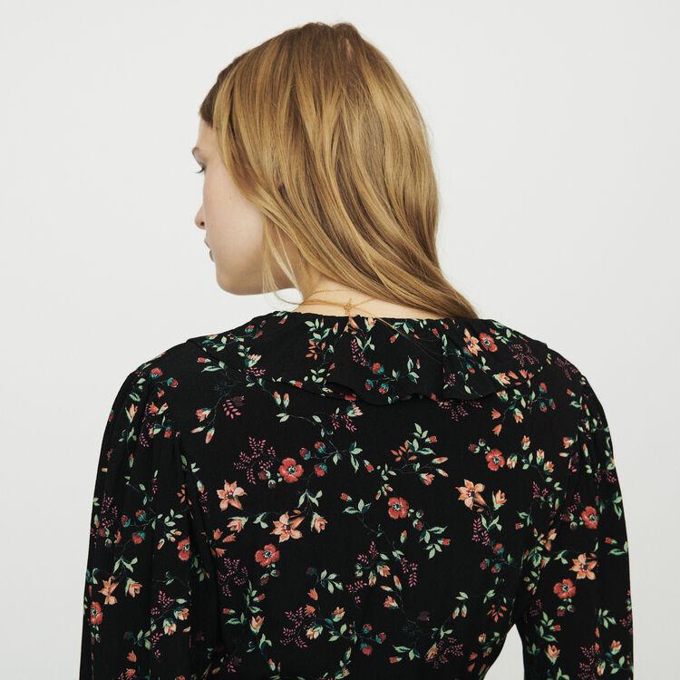 Vestito scalda cuore stampato : Vestiti colore IMPRIME