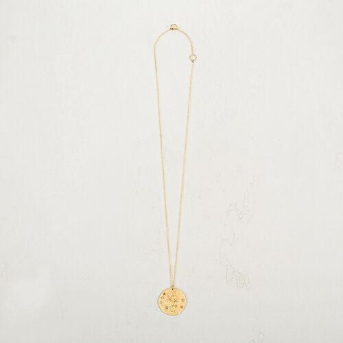 Collana segno zodiacale Vergine - Gioelli - MAJE