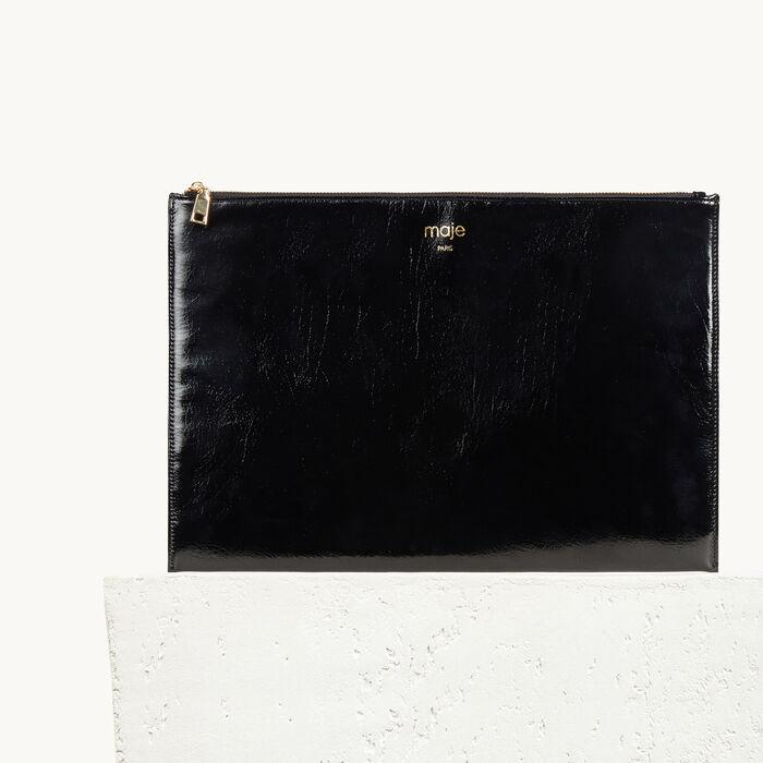Borsetta : Gift with purchase colore Nero