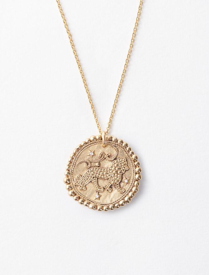 Collana segno zodiacale leone -  - MAJE
