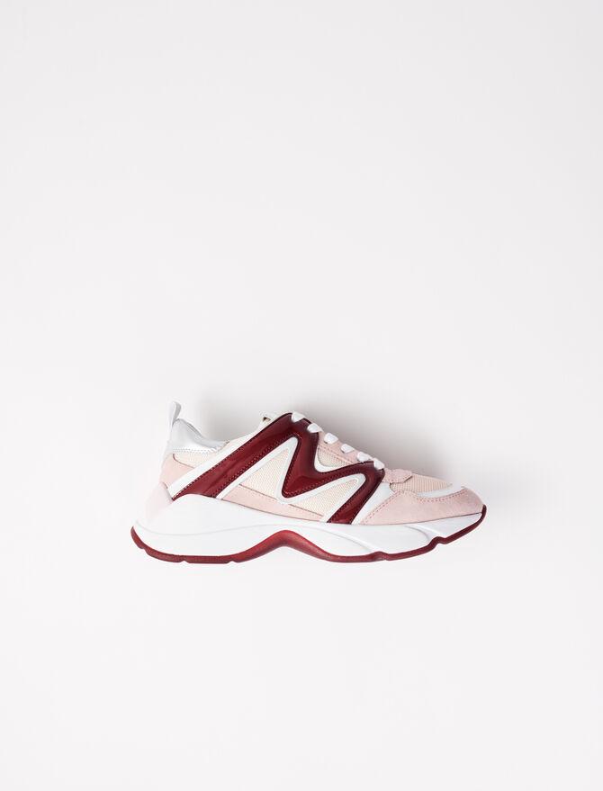 Sneaker W22 - Sneakers - MAJE